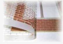 How to make brick wall or floor tiles to dollhouse.