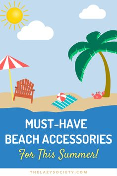 Hit the beach in style with these handpicked cool beach accessories and high-tech gadgets that will elevate your sunny getaway. Click through to see. #beach #summer #summervacation #summer #beachvibe High Tech Gadgets, Different Holidays, Outdoor Products, Beach Accessories, Packing Lists, Interesting Reads, Ways To Travel, Travel Articles, What To Pack