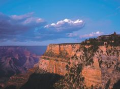 EL TOVAR Grand Canyon National Park, AZ  Daredevil types will get a kick out of this hotel, located on the southern rim of the Grand Canyon;...
