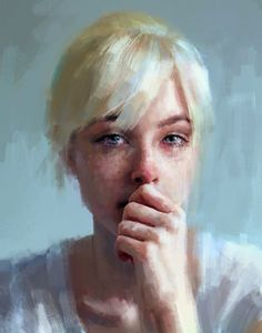 ArtStation - portrait , IVANA BESEVIC