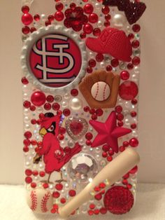 St. Louis Cardinals Phone Case by EpicPhoneCases on Etsy, $25.00