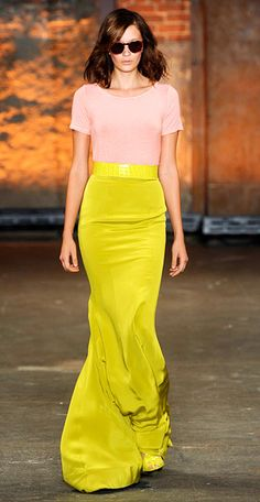 I am seriously in love with everything about this by Christian Siriano