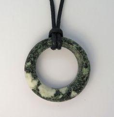 Preseli Bluestone 'Stone Circle' pendant  by preselibluestone