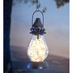 Plow & Hearth Solar Honeysuckle Lantern & Reviews | Wayfair