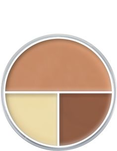 Ultra Foundation Trio | Kryolan - Professional Make-up
