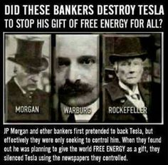 I did a project on Tesla and all my research revealed this. Tesla refused to patent any of his stuff so more people could have electricity. he genuinely loved science and technology but America doesn't reward love, it rewards profit Data Mining, E Mc2, Friedrich Nietzsche, Conspiracy Theories, Illuminati Conspiracy, New World Order, History Facts, Thought Provoking, Fun Facts