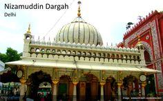 Hazrat Nizamuddin Dargah, renowned Sufi shrine at Delhi Travel And Tourism, India Travel, Places To Travel, Places To See, Delhi Tourism, Sufi Saints, Hazrat Imam Hussain, Door Gate Design, Travel Tags