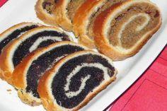 Tedd el a receptet Karácsonyra! Hungarian Desserts, Hungarian Recipes, Italian Desserts, Serbian Recipes, Czech Recipes, Sweet Recipes, My Recipes, Cooking Recipes, Eastern European Recipes