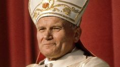 Pope John Paul Ii Sainthood | Pope John Paul II in Paris during his visit to France in May 1980 ...