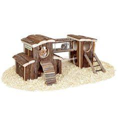 Karlie - WONDERLAND - Rodent Playground Ole - Hamster Rodent Playground