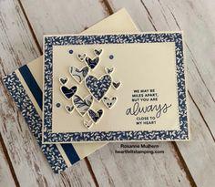 Toile Tidings Valentine + Bonus Card - Heartfelt Stamping Valentine Wreath, Valentines, Valentine Cards, Pretty Pink Posh, Free Calendar, Paper Glue, Heart Frame, Friendship Cards, Close To My Heart
