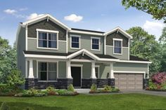 Today's Featured Home is a commuter-friendly, scenic enclave of just 7 luxurious single-family homes in Fox Trails Estates. William Ryan Homes offers seven impressive floor plans in the community, with three to four bedrooms, two to three baths, two- and three-car attached garages and full basements.
