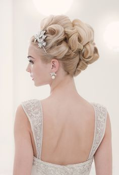 Hair News Network: 10 Bridal Business Building Tips from Vivienne Mackinder  http://hairnewsnetwork.blogspot.com/2012/11/10-bridal-business-building-tips-from.html#