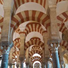 Cordoba la Mezquita per el dia Espanya