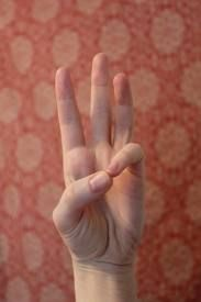 Method Varun Mudra Is Formed By Joining Together The Tips Of Thumb And
