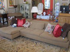 Morosa sectional sofa. New price!