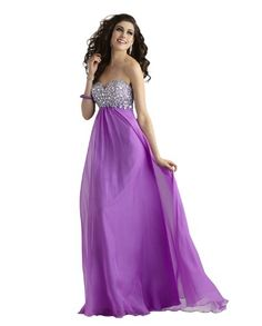 Sweetheart ALine Long Prom and Bridesmaids Dress 2306 * Amazon most trusted e-retailer  #PromDresses