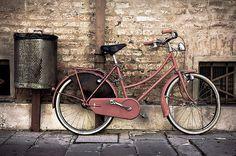 vintage biiiike <3