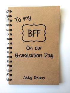 Best Friend Gift, Graduation Gift, BFF, Class of 2015, Friends, Graduation…