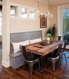 Merveilleux Use Faux EZ And Gel Stain To Give Your Table A Warm, Rustic Look! Check It  Out At Www.fauxez.com.