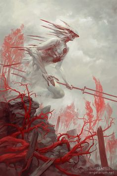 The art of Peter Mohrbacher - Imgur