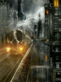 ~Aboard The Ghost Train ~V'''''V Try & Make It Out Alive ~