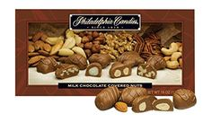 Philadelphia Candies Milk Chocolate Covered Nuts Gift Box - http://www.specialdaysgift.com/philadelphia-candies-milk-chocolate-covered-nuts-gift-box/