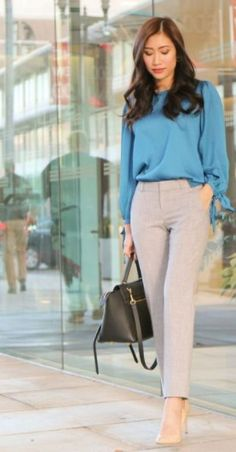 casual outfits in summer Business Outfits, Business Attire, Office Outfits, Casual Outfits, Fashion Outfits, Business Casual, Office Attire, Airport Outfits, Corporate Attire