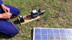 Водяной насос без питания своими руками Solar Panels, Outdoor Power Equipment, Outdoor Decor, Solar Panel Lights, Sun Panels