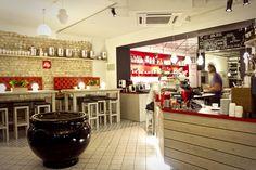 Innocent Cafe Riga  http://www.facebook.com/pages/Innocent-Cafe/107680729317346?sk=info