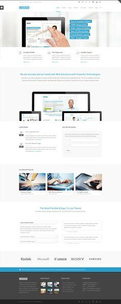 Port WordPress Theme - Theme Trust | WordPress Themes Review ...