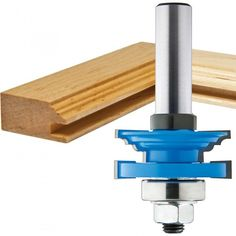 Build Something Extraordinary With Our Large Selection of Quality Woodworking Joinery Router Bits at Rockler Woodworking and Hardware. Woodworking Router Bits, Woodworking Books, Woodworking Projects, Woodworking Classes, Youtube Woodworking, Wood Tools, Panel Doors, Joinery, Planer