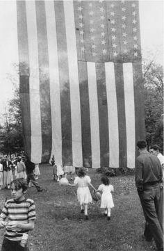 Fourth of July - Jay, New York  Robert Frank, 1954