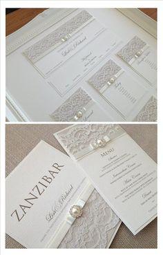 These are beautiful :) Wedding Stationary Wedding Stationery Inspiration, Wedding Stationary, Wedding Invitations, Handmade Wedding, Diy Wedding, Wedding Ideas, Bridal Tips, Engagement Cards, Invitation Design