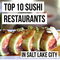 I'm going to start this post off by admitting that although I originate from Japanese ancestry (true story), sushi was very much an acquired taste for me. I grew up with homemade sushi rolls every Christmas Eve, plenty of exposure to traditional Japanese cuisine between my mom and grandmother, and was surrounded by friends and...Read More