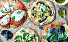 Whether you are new to or well-versed in the concept of grain-free pizza crusts, this is an original, vegetable-centric option that will have you running to the kitchen to try.