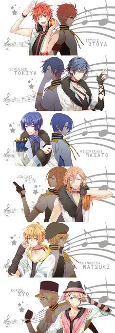 Uta no☆prince-sama♪/#1537939 - Zerochan - NINE (Sapphire), Uta no☆prince-sama♪