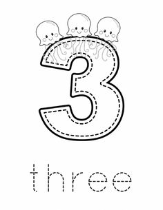 Preschool Number Worksheets, Numbers Preschool, Learning Numbers, Preschool Printables, Kindergarten Worksheets, Preschool Learning Activities, Free Preschool, Preschool Curriculum, Material Didático