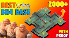 BEST Builder Hall 4 Base w/ Replay Proof. COC New BH4 Anti 2 Star Builder Base Clash of Clans. Anti 1/2/3 Star Builder Hall 4 /  BH4 Base with Good Defense Proof. Anti giant / Anti BabyDragon /  Anti Battle Machine BH4 Base for COC Versus Battle. http://ift.tt/2lHtOjK    EXCLUSIVE VIDEO   https://www.youtube.com/watch?v=2rg0WT2f4E8&list=PL3qagk7aYt_Wx65A5jA3vy8bwwZMnZR9U  Welcome to another brand new Clash of Clans episode. In this video we are going to watch a base layout of Builder Hall 4…
