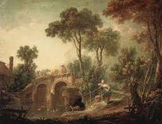 Le pont By François Boucher, Musée du Louvre, Paris. Drive In, Great Paintings, Landscape Paintings, Art Database, Art Uk, French Artists, Les Oeuvres, Art History, Fine Art America