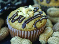 Peanut Butter Cupcakes (Vegan)