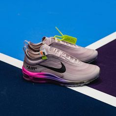 """33d4179051 HYPEBEAST on Instagram: """"@hypebeastkicks: @serenawilliams' @off____white x  @nike Air Max 97 has made another surprise release online. The shoe has  dropped ..."""