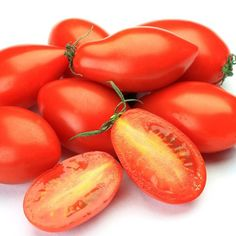 TOMATO AMISH PASTE :: HEIRLOOM :: 80 seeds via Green Seed Tasmania. Click on the image to see more!