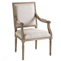 Chateau Arm Chair - Natural