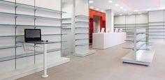 Pharmacy Sant'Egidio, Bologna - FORMA