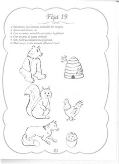 Kids Education, Kids And Parenting, Preschool, Illustration Art, Bullet Journal, Classroom, Clip Art, Activities, Children