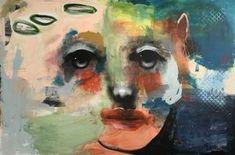 """Maleri av Kari Anne Marstein   """"Se en annen vei"""", 150x100"""
