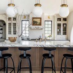 Home Design, Küchen Design, Kitchen On A Budget, New Kitchen, Kitchen Island, Kitchen Interior, Kitchen Decor, Decorating Kitchen, Kitchen Layout