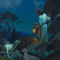 Teachings of Jesus Christ - Lost Sheep, Prodigal Son, Good Samaritan