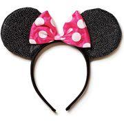 Walmart- Minnie Mouse Deluxe Bow Headband